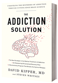 The Addiction Solution by David Kipper, MD